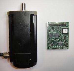 Servomotor small