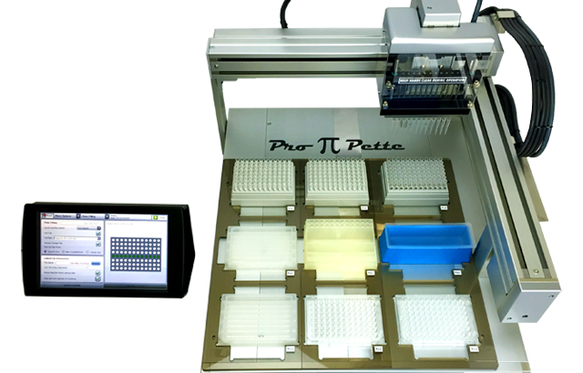 ProPipette and Touch screen top view 640x480